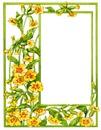 cadre flower