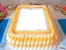tu foto en torta