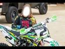 enfant motocross