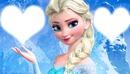 Montagem Elsa Frozen