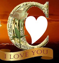 I LOVE YOU......C
