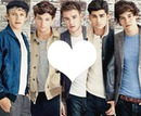One Direction/ Corazon