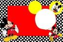 tarjeta de mickey para cumpleaños