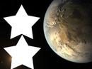 planeta terra 2 fotos