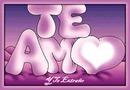 te amo rosa y violeta
