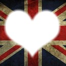 Bandera de Inglaterra one direction