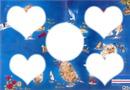 4 coeurs et la seul unnique etoile