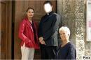 Visage avec Melanie Maudran et Mimie Mathy