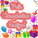 feliz cumpleaños de amigas