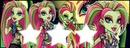 Capa Da Monstrinha Venus Para Facebook :D