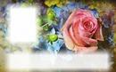 Feliz Cumple floral foto+minifondo
