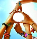 peace and love... <3