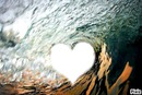 les vagues de l'amour