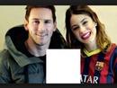 Messi en Violetta