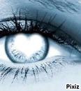 un regard amoureux