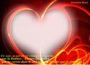 cadre  d amour gaetana