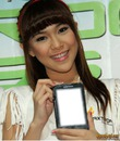 Handphone Christy ChiBi