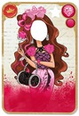 Ever after high- Card Briar Beuty