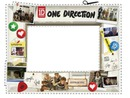 cuadro de one direction