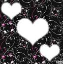 3 coeur