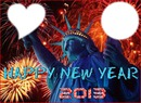Liberty  New Year 2013
