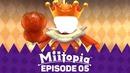 Miitopia king of castle person