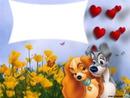 chien amour
