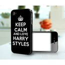 Keep calm and Love Harry Styles
