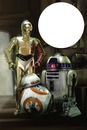 Star wars, BB8, R2D2, C3PO