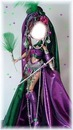 Ever after high doll carnaval