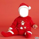 bébé  Noël Maïka
