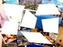 voyage carte postale