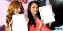 bella thorne et zendaya a paris