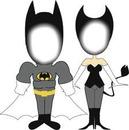 Le Couple De Super Héros