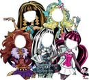 monster high friends