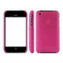 iphone  rosa  de bolinha