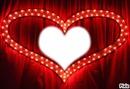 coeur en love