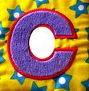 lettre C-1 photo