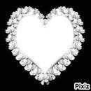 Coeur de fleurs <3