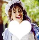 violetta y un corazon