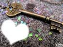 Tu possède la clés de mon coeur