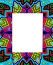 Mandala , cadre une photo