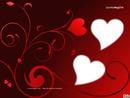 flores de corazon