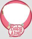 Baby alive troninho