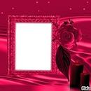 cadre rose 1