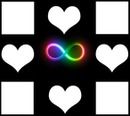 Rainbow infiniti