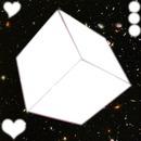 Cubo de 3 Caras,Corazones y Circulos