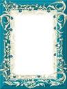 turquoise blanc