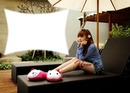 Angel ChiBi at Bali