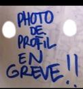 photo de profil en greve !!